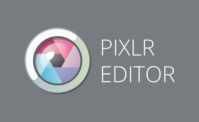 Pixlr Editor logo